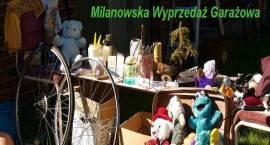 Milanowska marcowa wyprzedaż garażowa