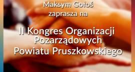 Powiat dla społecznie aktywnych, czyli II Kongres Organizacji Pozarządowych w Pruszkowie
