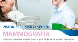 Bezpłatna mammografia w Regułach przy urzędzie gminy w Michałowicach