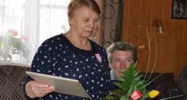 Jubileusz małżeński Państwa Dorocińskich z Brwinowa