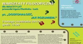 Warsztaty fiozoficzne dla dzieci w NOK