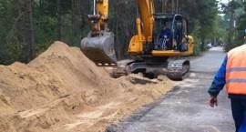 Kolejny etap kanalizacji w Owczarni