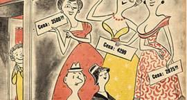 Zaproszenie na wystawę i wykład do Muzeum Karykatury im. Eryka Lipińskiego w Warszawie