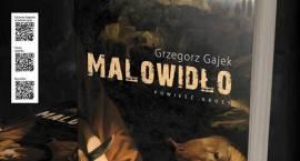 Malowidło Grzegorza Gajka w Pruszkowie