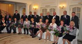 Małżeństwa z medalami z terenu gminy Brwinów