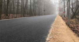 Aż osiem dróg powiatu pruszkowskiego z nowymi nawierzchniami