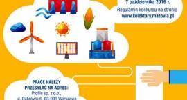 """""""Energia ze słońca"""" – konkurs dla dzieci i młodzieży"""