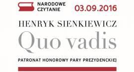 """""""Narodowe Czytanie"""" w powiecie pruszkowskim"""