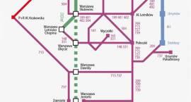 Zmiany w rozkładzie jazdy pociągów KM od 4 września 2016