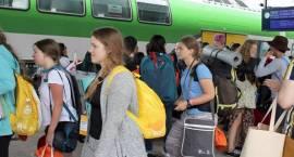 Pielgrzymi wracają z Krakowa