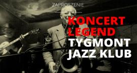 Zaproszenie na koncert jazzowy w klubie Tygmont