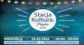 Spotkajmy się na Stacji Kultura w Pruszkowie