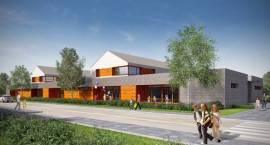 Miasto Pruszków buduje szkołę, przedszkole i żłobek przy ulicy Jarzynowej