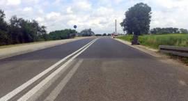 Ostatni etap przebudowy drogi powiatowej nr 3111W na półmetku