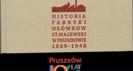 Historia fabryki ołówków St. Majewski w Pruszkowie 1889-1948