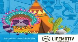 Kreatywne soboty w Galerii Mokotów – śladami Indian