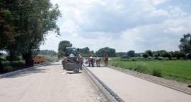 Przebudowa drogi nr 3111W Domaniew-Brwinów