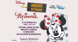 Myszka Minnie Disneya gościem Galerii Mokotów!