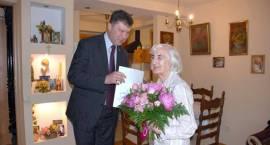 103. urodziny mieszkanki Brwinowa