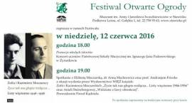 Festiwal Otwarte Ogrody w Stawisku
