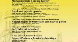 Wiosenne Koncerty Muzyki Organowej i Kameralnej w Pruszkowie