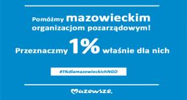 1% – dla mazowieckich NGO