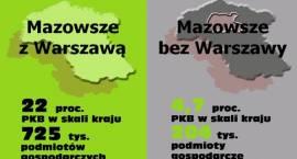 """Nowy podział administracyjny Mazowsza - """"To byłaby rewolucja"""""""
