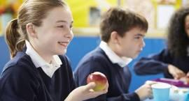 Posłowie UE za uczeniem dzieci zdrowych nawyków żywieniowych
