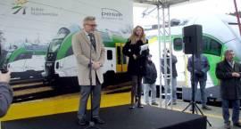 Wagony piętrowe SUNDECK & lokomotywy GAMA dla Kolei Mazowieckich