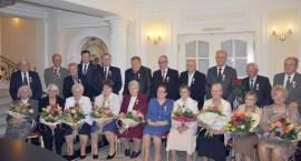 Małżeństwa z medalami  gminie Brwinów