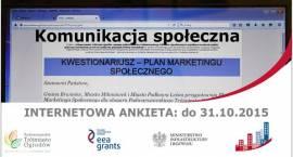Ankieta dla mieszkańców trzech gmin Podwarszawskiego Trójmiasta Ogrodów