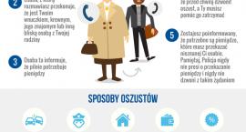MSW, Poczta Polska i Policja ostrzegają przed oszustami