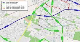 Przetarg na projekt przebudowy dróg na obszarze PTO