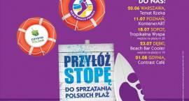 Wyruszamy bosą stopą na polskie plaże!