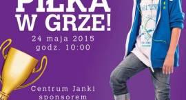 Centrum Janki sponsorem Mini Ligii Mistrzów Raszyn 2015
