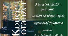 Koncert w Wielkanocny Piątek w prtuszkowskim Muzeum Starożytnego Hutnictwa Mazowieckiego