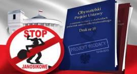 Stop janosikowe nominowane do nagrody prezydenta