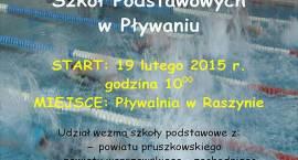 Międzypowiatowe Mistrzostwa Szkół Podstawowych w Pływaniu