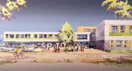 Budowa obiektów oświatowo-sportowych na Gąsinie