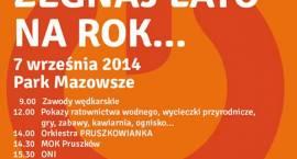 """""""Żegnaj lato na rok..."""" w Pruszkowie"""