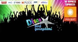Disco pod gwiazdami już jutro w Płocku!