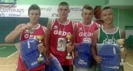 Pruszkowscy koszykarze Wicemistrzami Polski w koszykówce 3x3 w kategorii U18