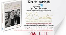 Wyjątkowe wywiady Klaudii Iwanickiej - aktorzy, pisarze, malarze, naukowcy