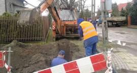 Budowa wodociągu i ciągu kanalizacji w ul. Kolejowej w Pruszkowie