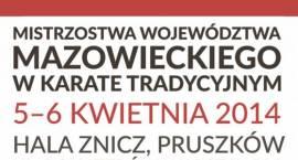 Mistrzostwa Województwa Mazowieckiego w Karate Tradycyjnym