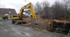 Budowa kanalizacji sanitarnej w Pruszkowie - Gąsinie