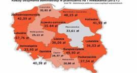 Budżet na 2014 r. przyjęty – największą pozycją janosikowe