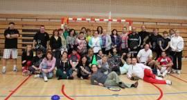 Tenis na lekcjach w-f w gminie Brwinów
