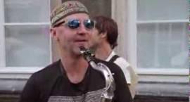 Pierwszy w Polsce jazzowy flashmob
