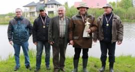Drużynowe zawody wędkarskie w gminie Michałowice